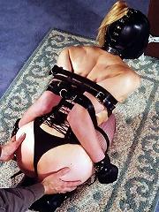 Jesse Jordan in BDSM