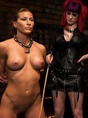 Lesbian Slave TrainingFeatured Trainer Goddess Soma