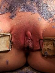 Mia Lelani - Big Titted Cunt Tormented - Live Part 1