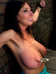 The Mechanic Huge Natural Tits MILF Fucked and Dominated!